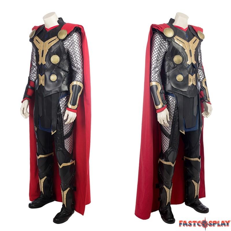 Thor The Dark World Thor Odinson Cosplay Costume