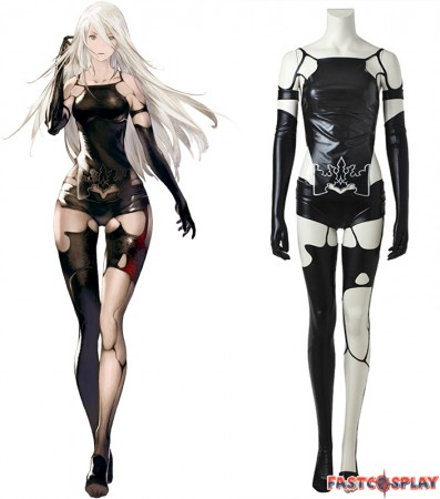 NieR: Automata A2 Cosplay Costume YoRHa Type A No. 2 Cosplay Outfit