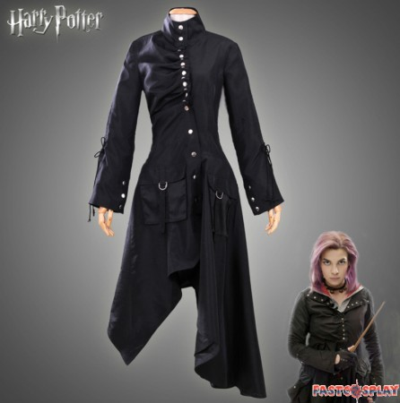 Harry Potter Nymphadora Tonks Coat Cosplay Costume