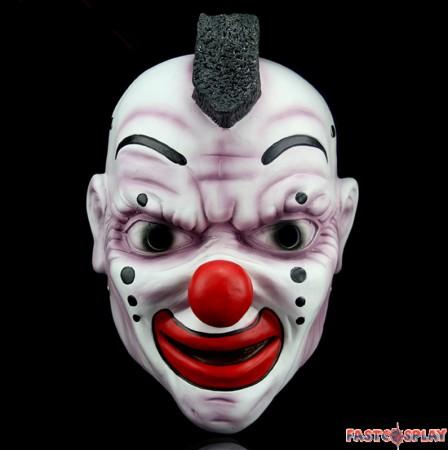 Slipknot Shawn Crahan Resin Cosplay Mask