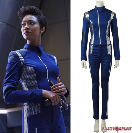 Star Trek Discovery Michael Burnham Cosplay Costume