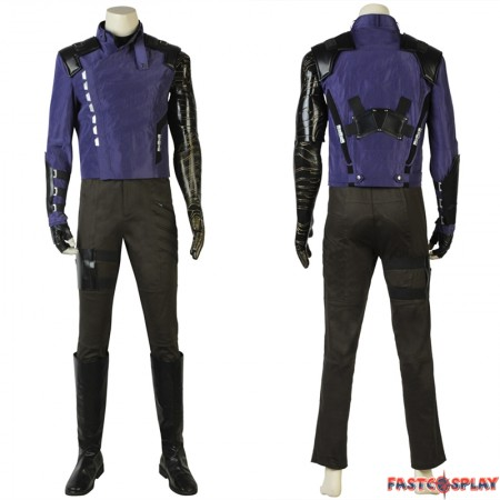 Avengers Infinity War Winter Soldier Cosplay Costume Bucky Barnes Outfit