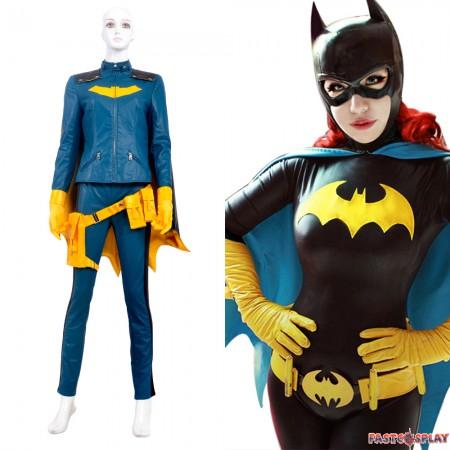 Arkham Knight Batgirl Cosplay Costumes