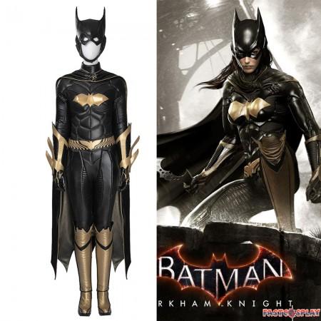 Arkham Knight Batgirl Female Cosplay Costume Full Set - Deluxe Version