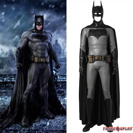 Batman V Superman Dawn Of Justice Batman Cosplay Costume
