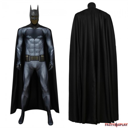 Dawn of Justice Batman Bruce Wayne 3D Zentai Jumpsuit