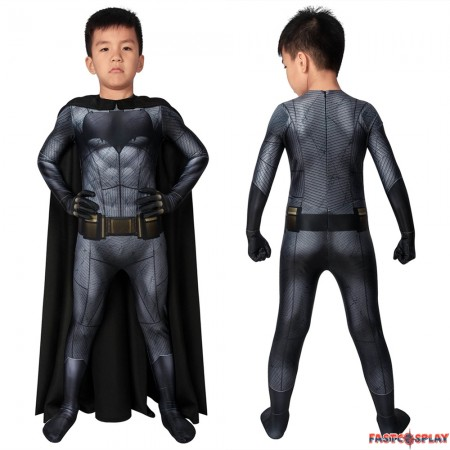 Dawn of Justice Batman Kids 3D Jumpsuit