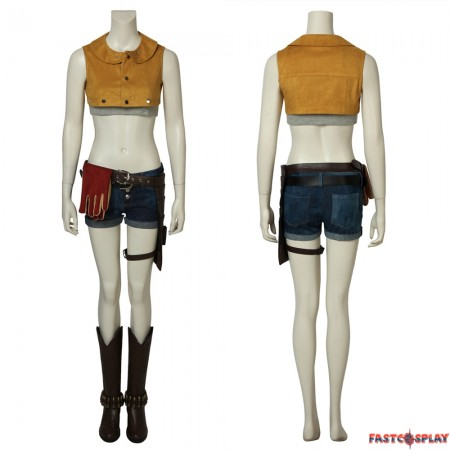 Devil May Cry DMC5 Nico Cosplay Costume