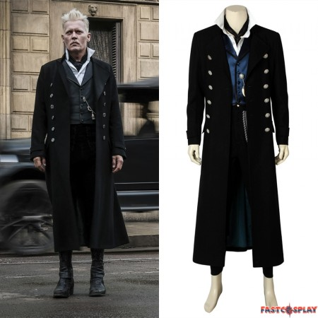 Fantastic Beasts The Crimes of Grindelwald Gellert Grindelwald Costume