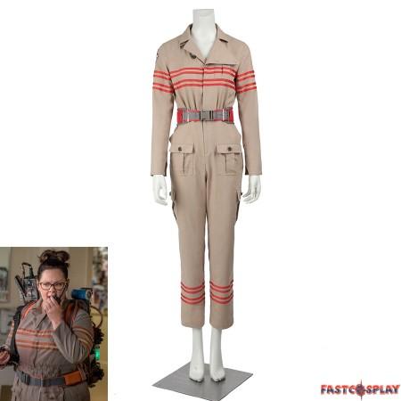 Ghostbusters III Cosplay Costume Abby Yates Patty Tolan Uniform