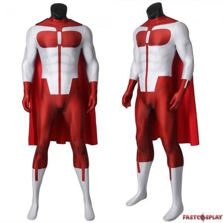 Invincible Omni-Man Nolan Grayson 3D Cosplay Jumpsuit