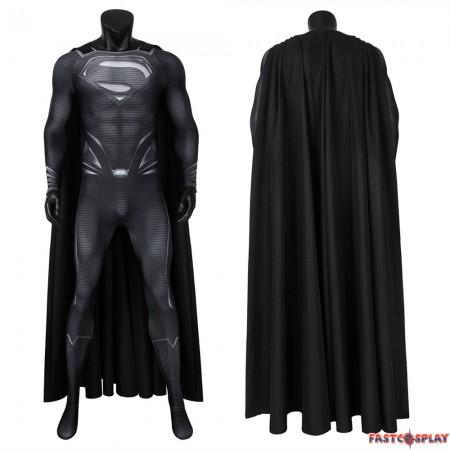 Justice League Superman Clark Kent 3D Jumpsuit