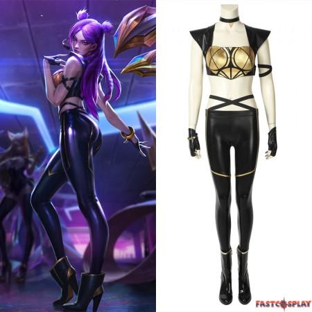 League of Legends LOL KDA Kaisa Cosplay Costume