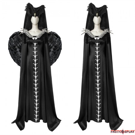 Maleficent: Mistress of Evil Maleficent Cosplay Costume Dress