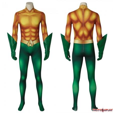 Movie Aquaman Arthur Curry 3D Jumpsuit