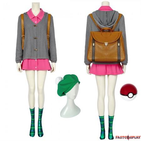 Pokemon Sword and Shield Gloria Cosplay Costume