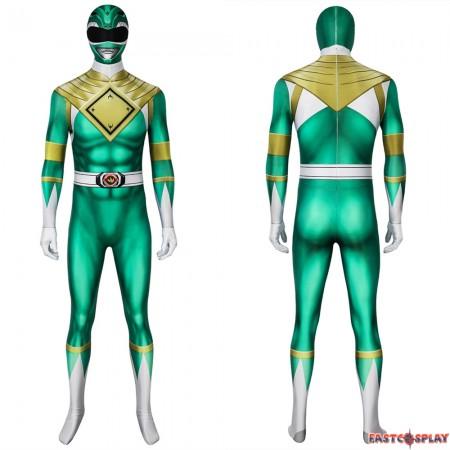 Power Rangers Bura Dragon Ranger 3D Jumpsuit