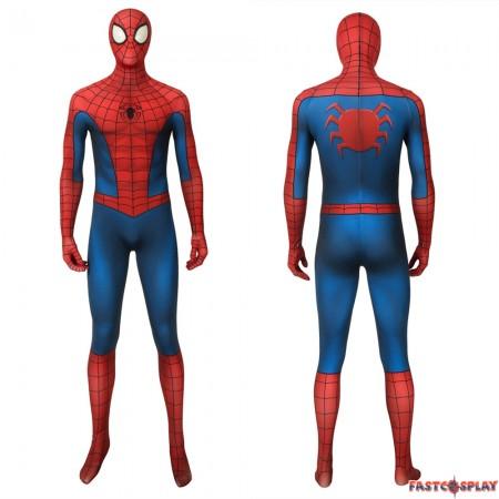 Spider-Man Classic Suit 3D Zentai Jumpsuit