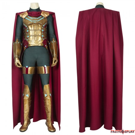Spider-Man Far From Home Mysterio Cosplay Costume Deluxe Version