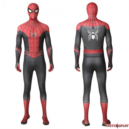 Spider-Man: Far From Home Spiderman Suit 3D Zentai Jumpsuit