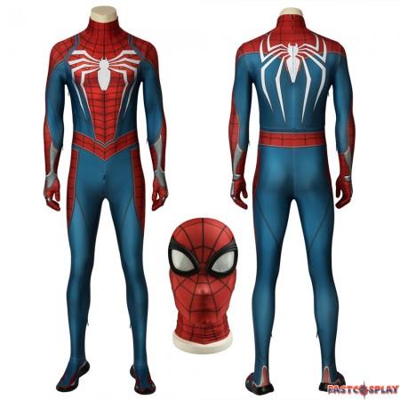 Spider-Man PS4 Spider-Man 3D Zentai Jumpsuit
