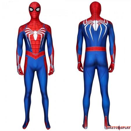 Spider-Man PS4 Spiderman 3D Zentai Jumpsuit