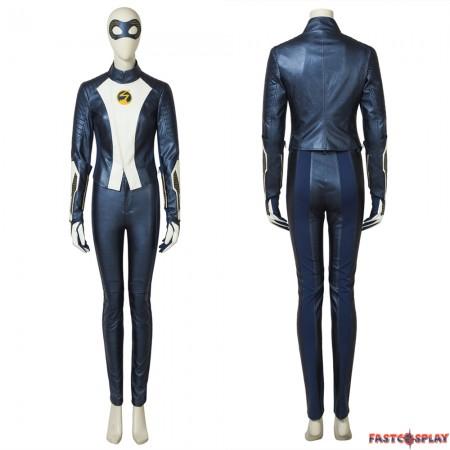 The Flash Season 5 Nora Allen Cosplay Costume