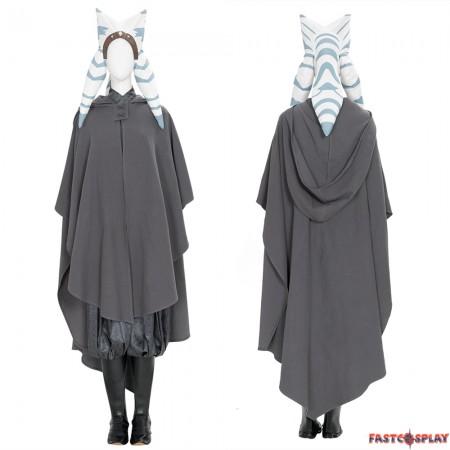 The Mandalorian Ahsoka Tano Cosplay Costume Deluxe