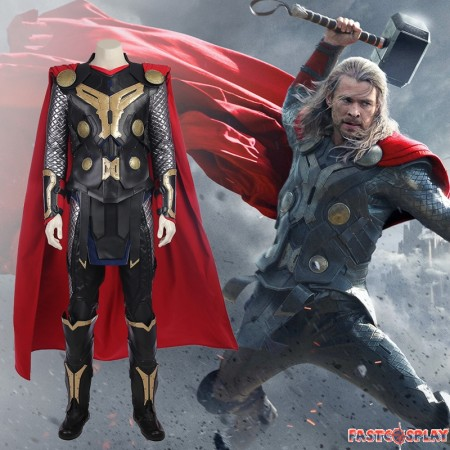 Thor The Dark World Thor Cosplay Costume Deluxe