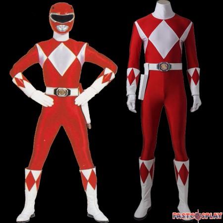 Tyranno Ranger Geki Cosplay Costume Power Rangers Geki Jumpsuit Uniform