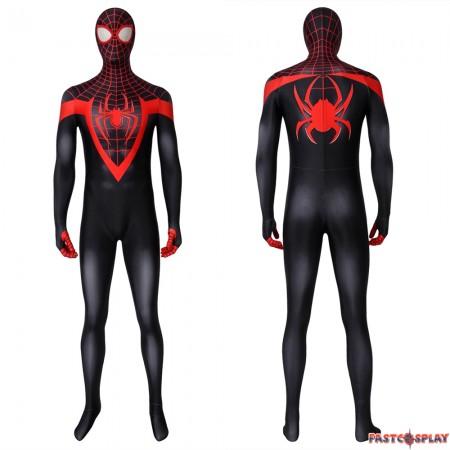 Ultimate Spider-Man Miles Morales 3D Jumpsuit Zentai
