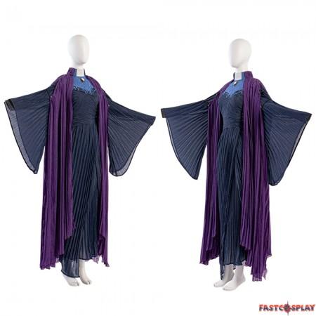 WandaVision Agatha Harkness Cosplay Costume