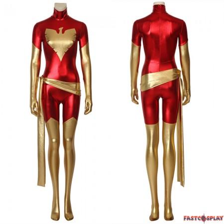 X-Men Dark Phoenix Cosplay Costume