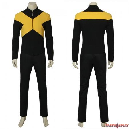 X-Men Dark Phoenix Team Male Cosplay Costume