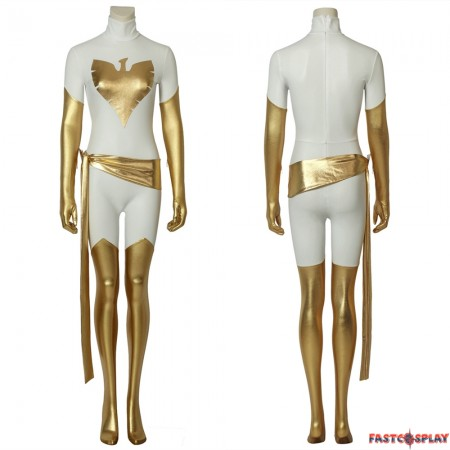 X-Men White Phoenix Cosplay Costume