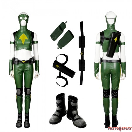 Young Justice Artemis Cosplay Costumes