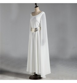 Star Wars A New Hope Princess Leia Dress Cosplay Costumes