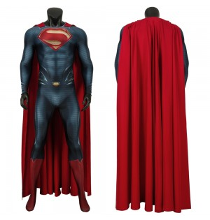 Superman: Man of Steel Superman Clark Kent 3D Jumpsuit