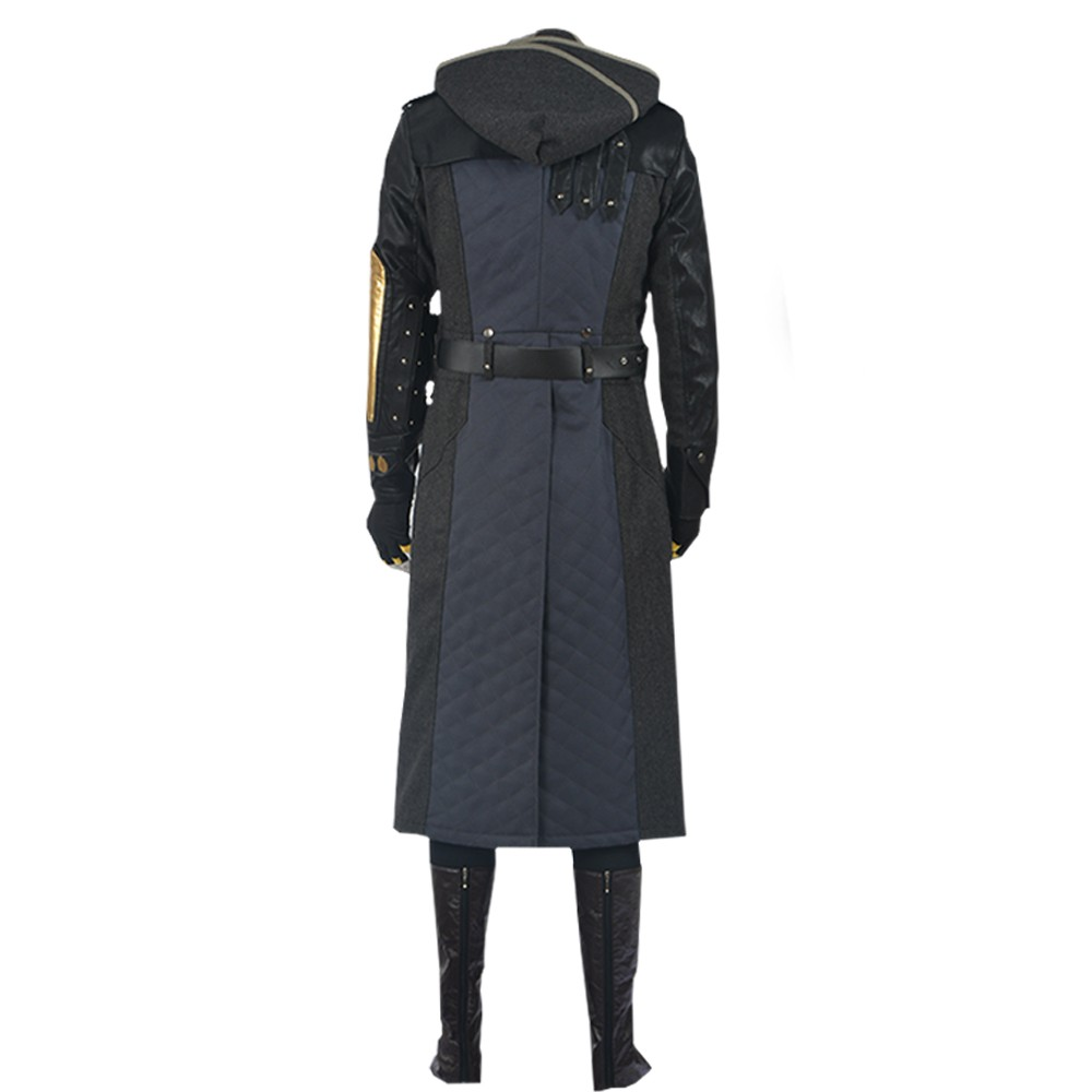 Assassin's Creed Syndicate Jacob Frye Cosplay Costume Deluxe
