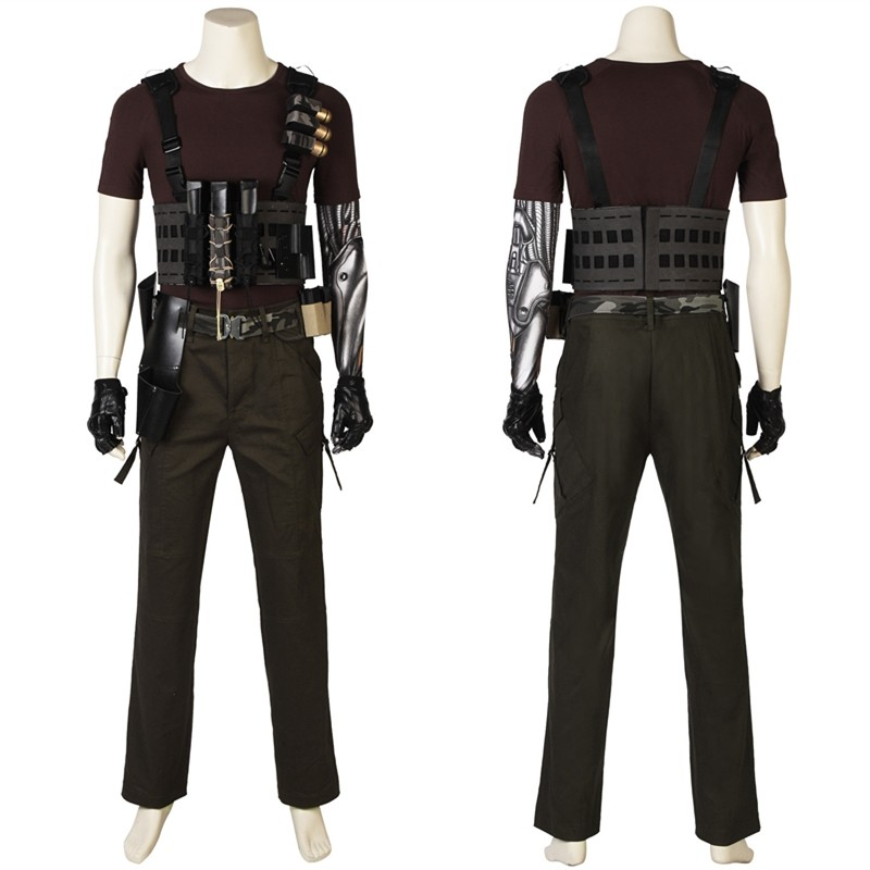 Deadpool 2 Cable Cosplay Costume Deluxe Costume