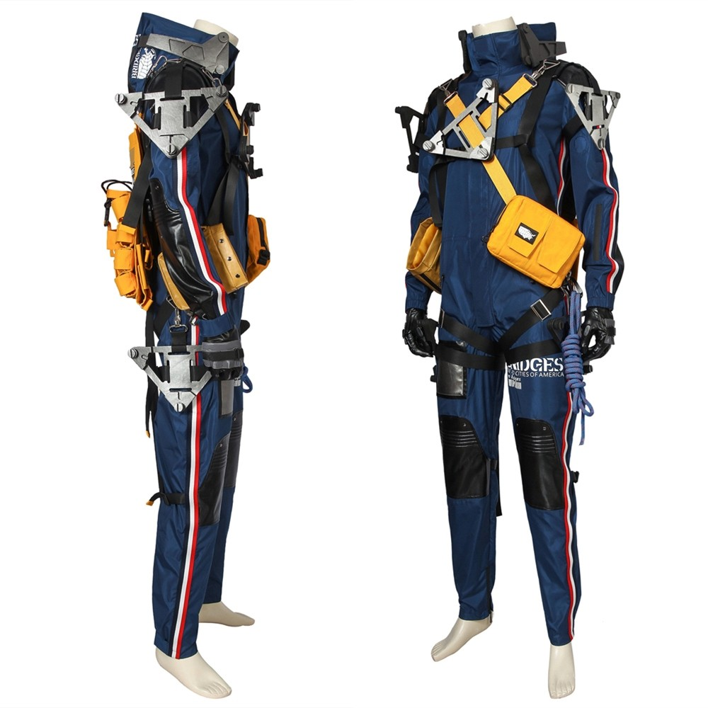 Death Stranding SAM Cosplay Costume Deluxe