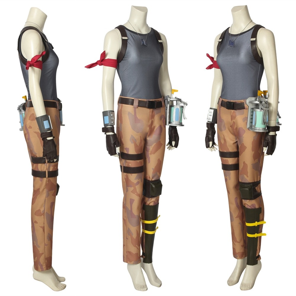 Fortnite Battle Royale Ramirez Cosplay Costume