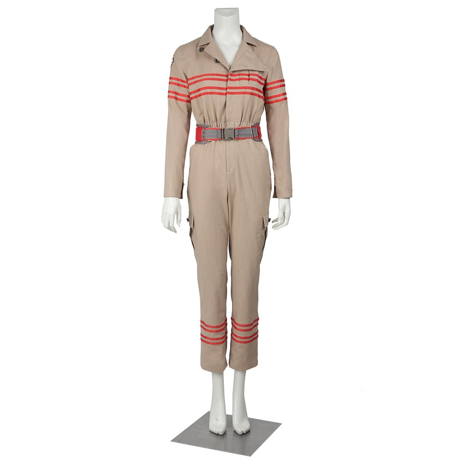 Ghostbusters III Cosplay Costume Erin Gilbert Jillian Holtzmann Uniform