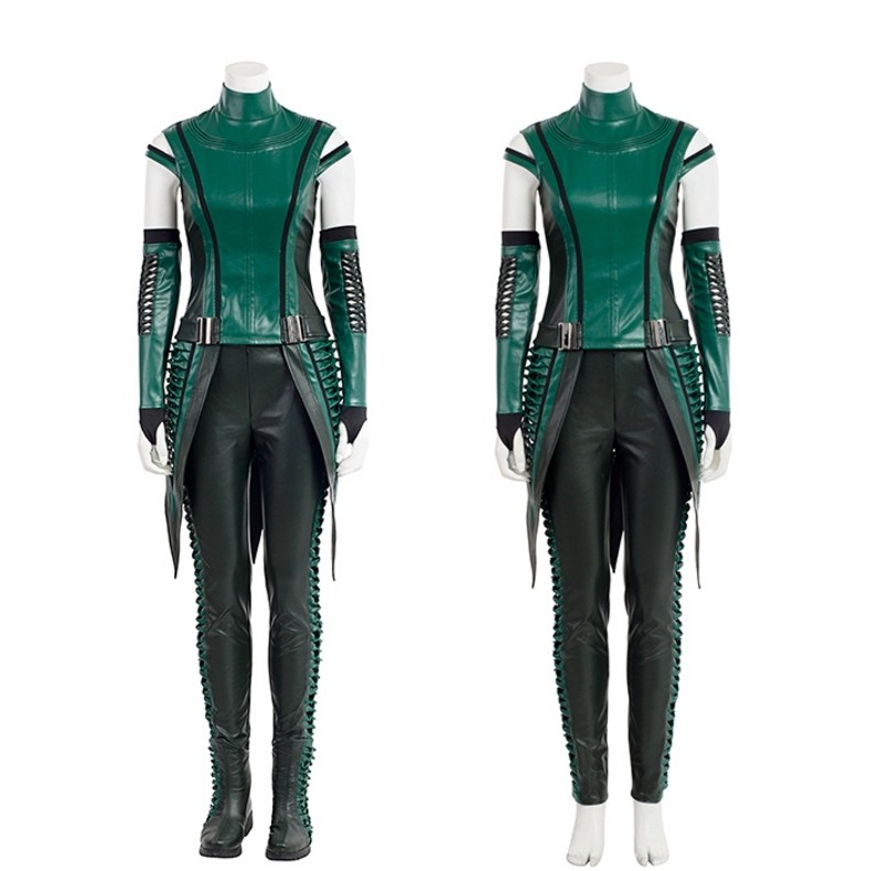 Guardians Of The Galaxy 2 Mantis Lorelei Cosplay Costume Full Set