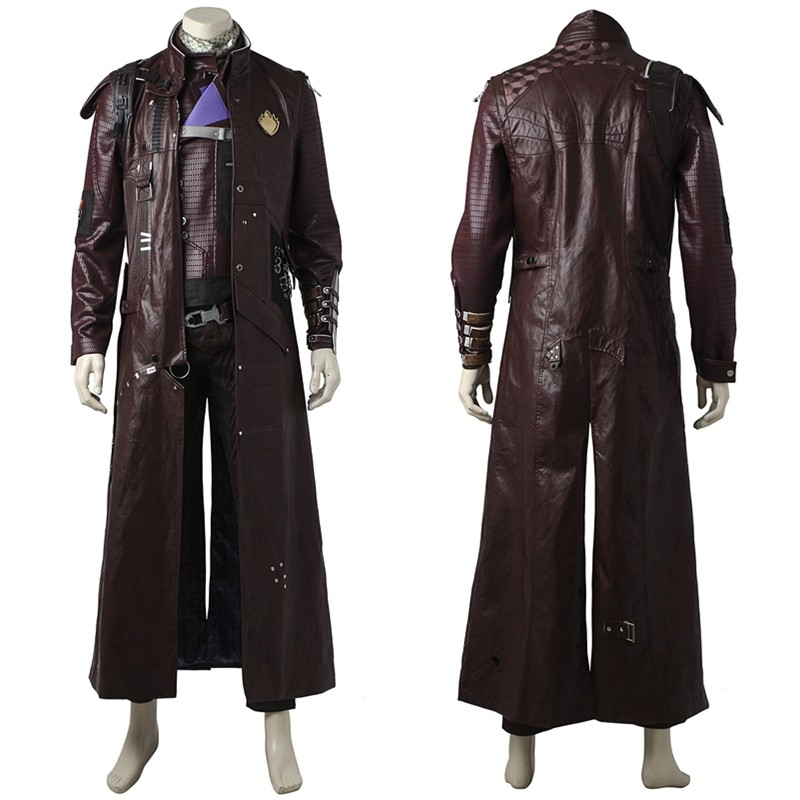 Guardians of The Galaxy 2 Yondu Udonta Cosplay Costume Deluxe Version