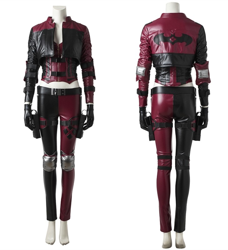 Injustice 2 Harley Quinn Cosplay Costume Deluxe