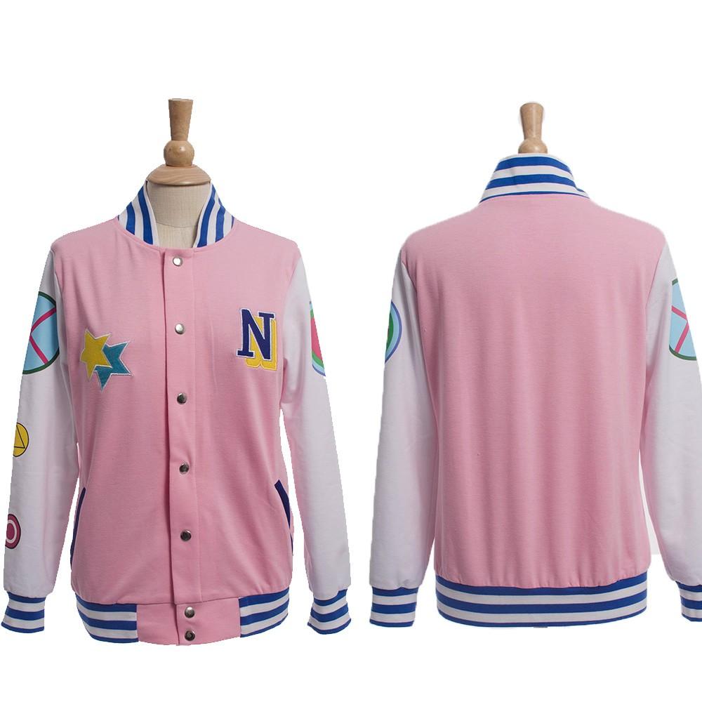 Iwatobi Swim Club Nagisa Hazuki Cosplay Jacket Baseball Jacket