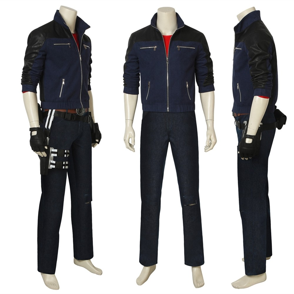 Just Cause 3 Rico Rodriguez Cosplay Costume