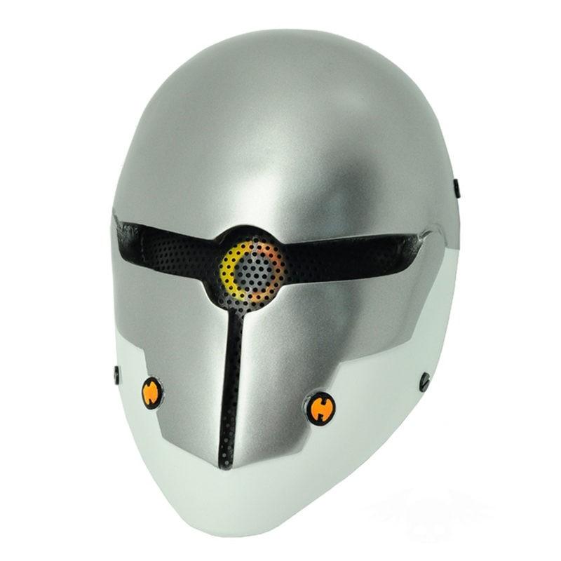 Metal Gear Solid Gray Fox Cosplay Mask
