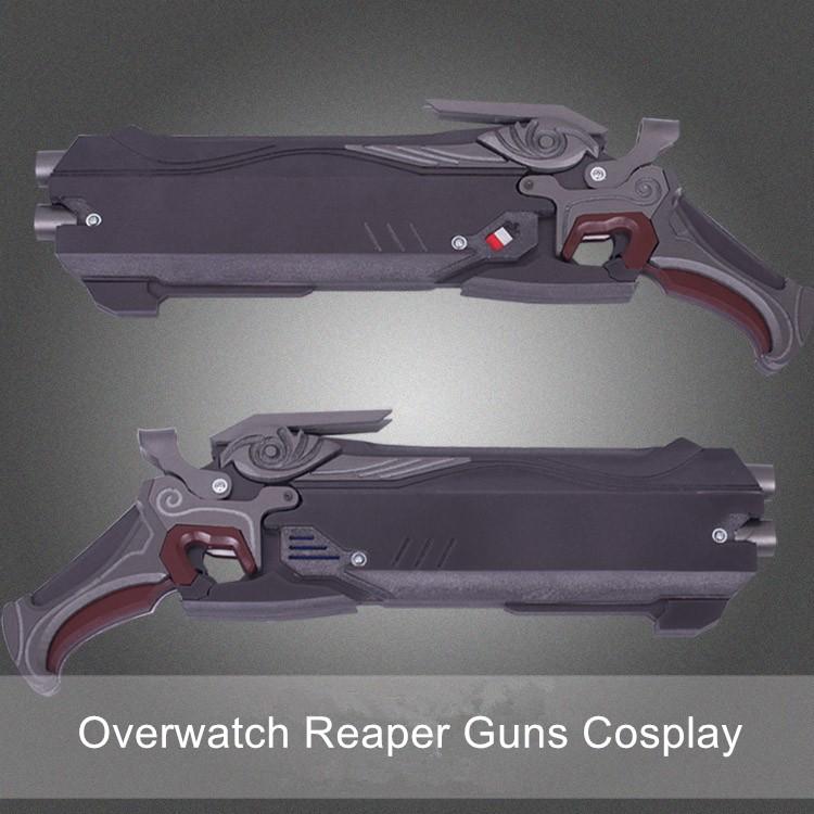Overwatch Reaper Shotguns Cosplay Reaper PVC Gun Prop